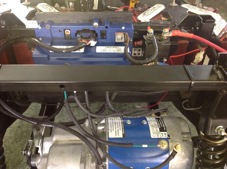 Electric Fuse Box Upgrade