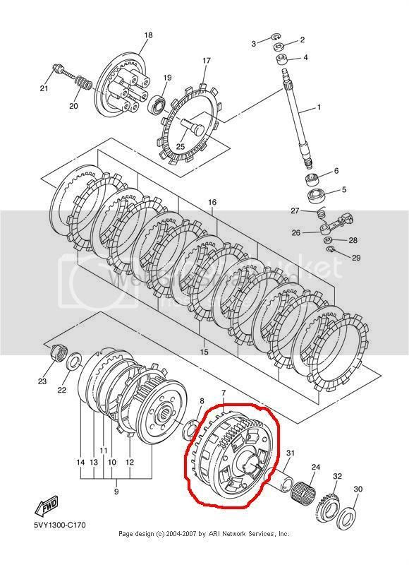 Wiring Diagram  29 2005 Yamaha R1 Parts Diagram