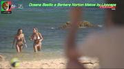 Barbara Norton Matos sensual em biquibi na novela Paixão