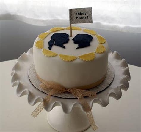 Sweet Silhouettes: Abbey & Alex Wedding Cuteness!   Poppytalk