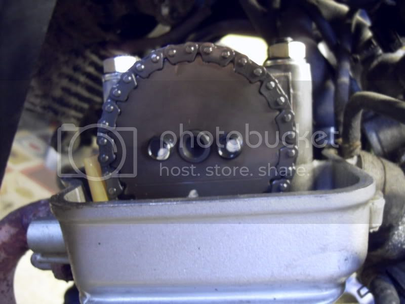 Honda CBR 125 setting tappets   adjusting rockers setting valve gaps