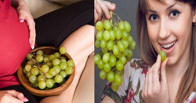 अंगूर के फायदे और नुकसान