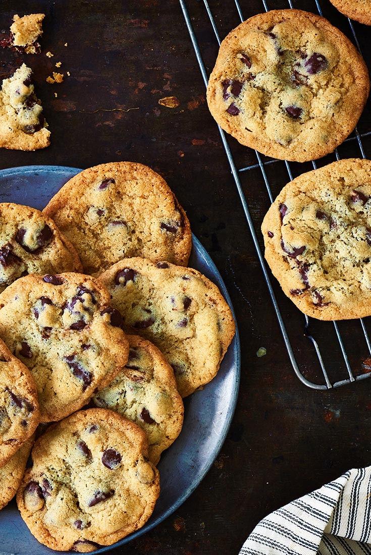 Chocolate Chip Cookies Recipe | King Arthur Flour