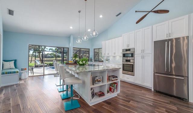 Dekorasi Desain Dapur Idaman Terbaru