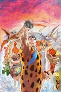 Anteprima: The Flintstones 1