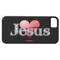 Love Jesus Faux-