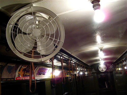 BRT Carriage Fans