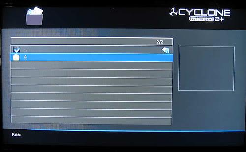 SumVision Cyclone Micro 2+ HD Media Player