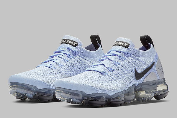 """494141327e Nike Vapormax Flyknit 2 """"Aluminum"""" Is Available Now"""