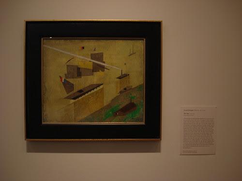 DSCN8780 _ The Tug, 1934-1937, Lyonel Feininger (1871-1956), Norton Simon Museum, July 2013