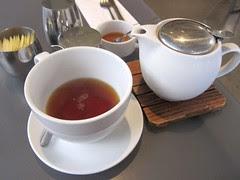 Mariage Frere Tea at Extraordinary Desserts