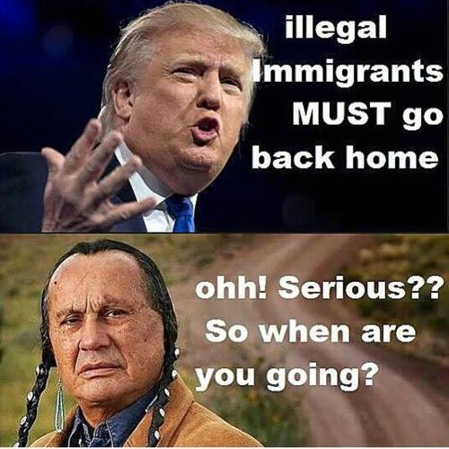Donald - en stolt amerikan
