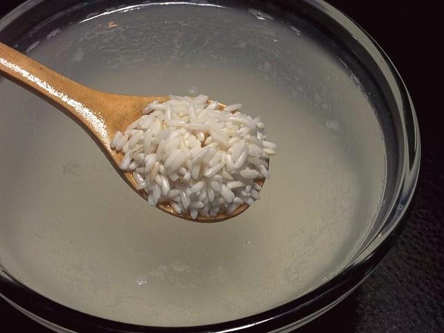 Horchata Prep