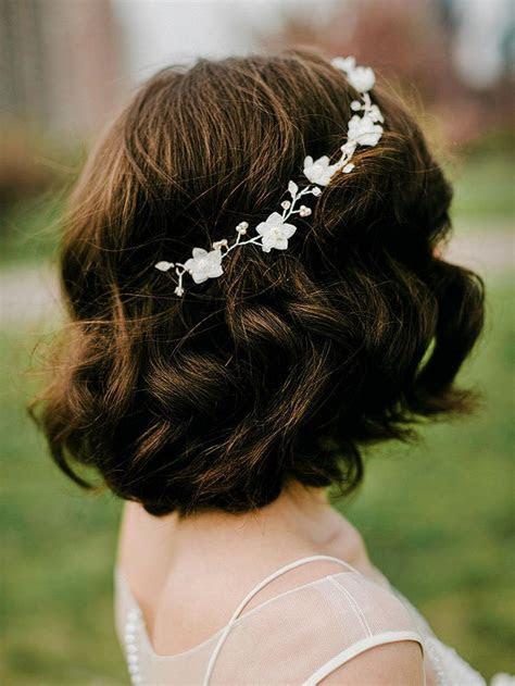 Top 25  best Bob wedding hairstyles ideas on Pinterest