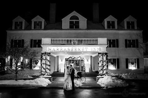 Harraseeket Inn, Freeport Maine Wedding Photography