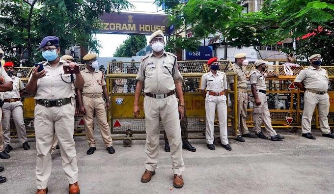 Mizoram bunkers, Assam build-up raise tensions on disputed border