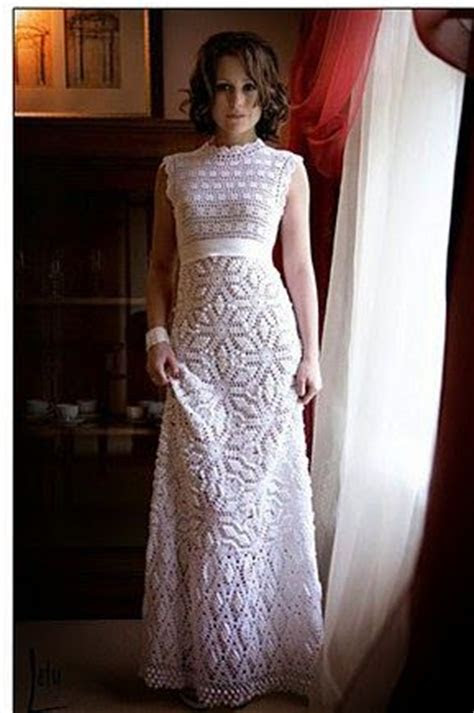 25  best Crochet dress patterns ideas on Pinterest