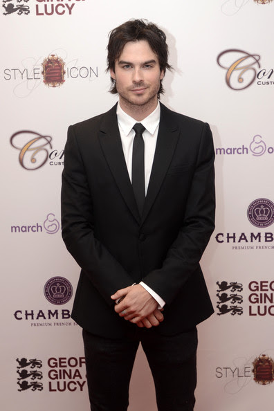 Ian Somerhalder - Style Icon 2011 Luxury Gifting Suite at the Galt House - Day 1