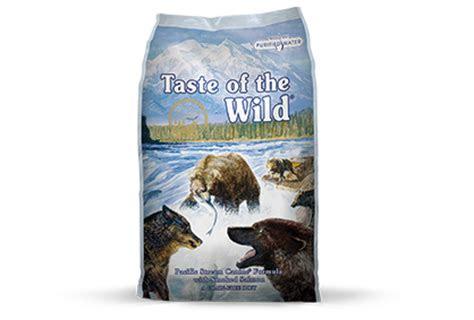 formula results taste   wild pet food