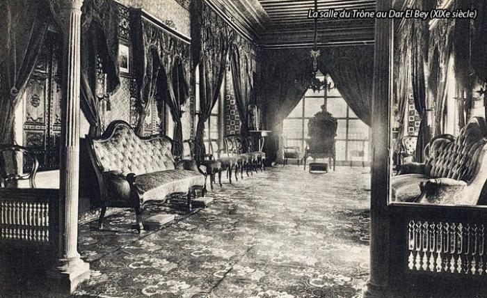 Voyage au cœur du Dar el Bey Palais du gouvernement, la Kasbah Tunis