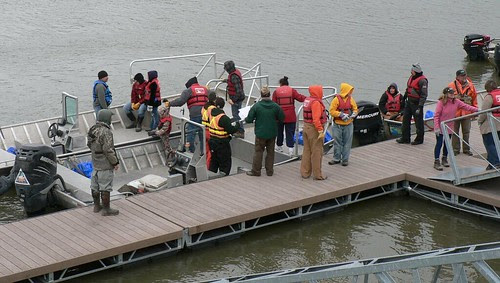 St. Joseph Missouri River Clean-up 10-6-12