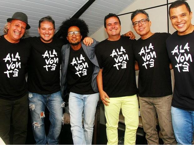 Banda Alavontê (Foto: André Carvalho / Divulgação)