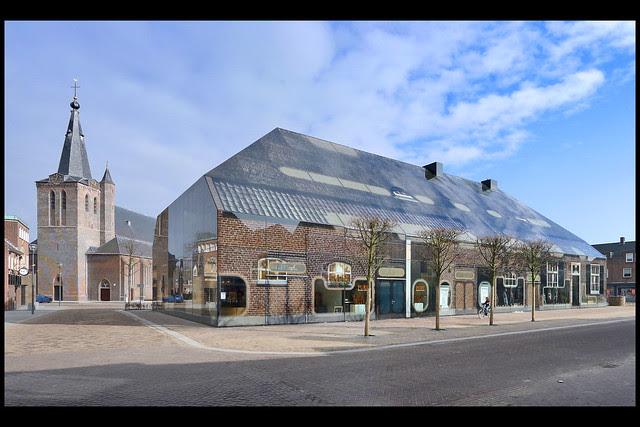 schijndel winkelgebouw de glazen boerderij 01 2013 mvrdv_maas w (mrkt)