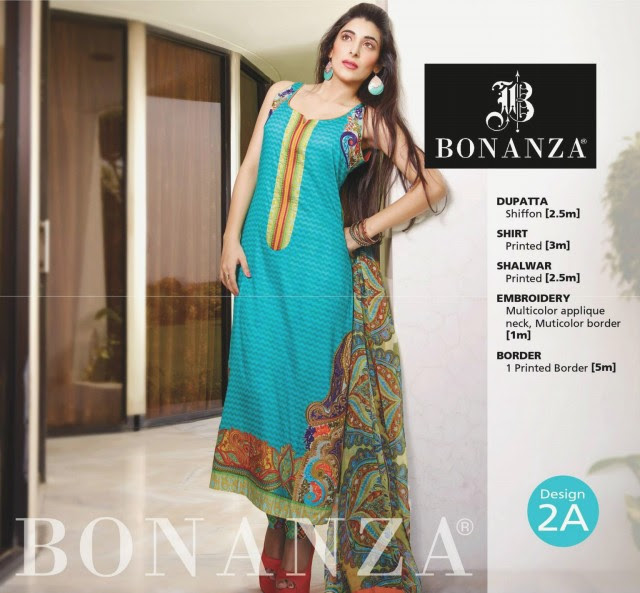 Womens-Girls-New-Stylish-Summer-Eid-Clothes-Suits--Collection-2013-by-Bonanaza-5