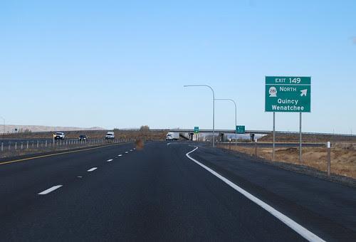 I-90 @ SR 281