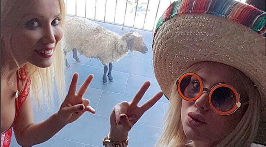 Esra-Ceyda Ersoy bayram için aldıkları koyunu kesemedi