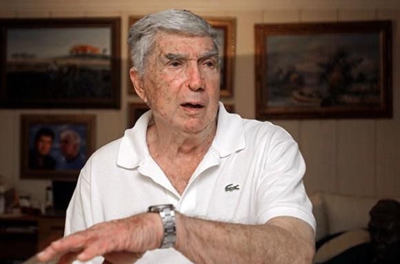 Luis Posada Carriles. Foto: AP