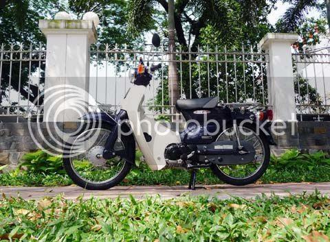 Lịch sử của Honda Cub và phân biệt các đời Honda Cub