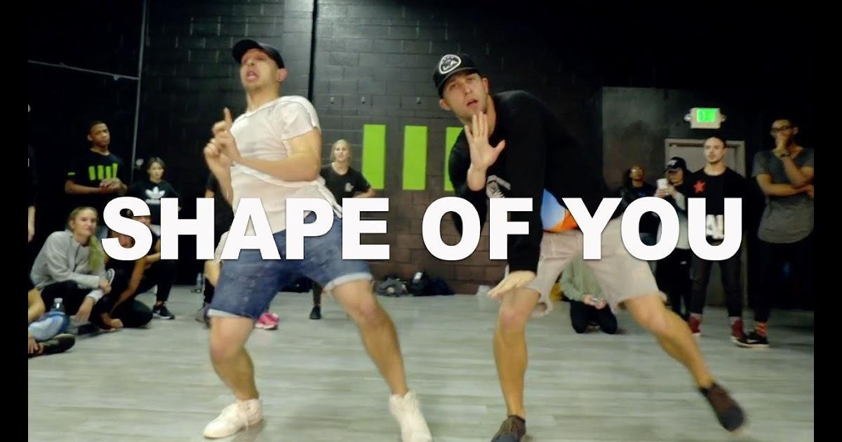 How Do Seo Work Shape Of You Ed Sheeran Dance