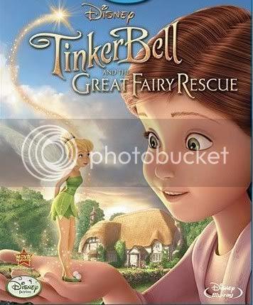 Tinker Bell and the Great Fairy Rescue Sininho Salva as Fadas