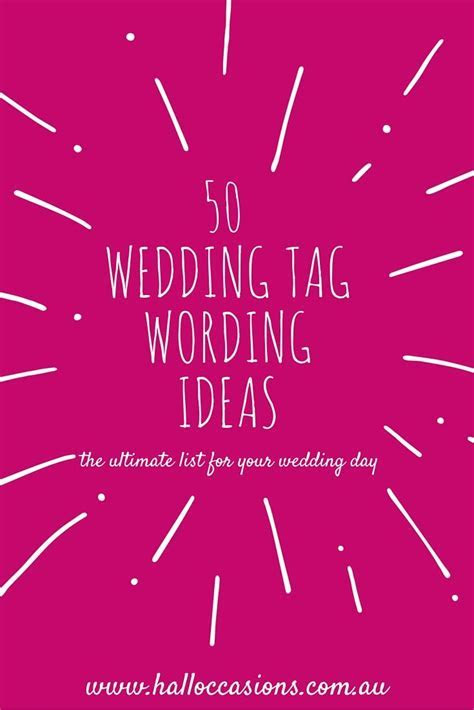 17 Best ideas about Wedding Thank You Wording on Pinterest