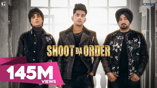 Shoot Da Order  lyrics : Jass Manak, Jagpal Sandhu Jayy Randhawa