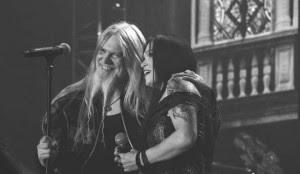 Вижте видео: Marco Hietala и Tarja Turunen за пръв път на една сцена от 12 години насам