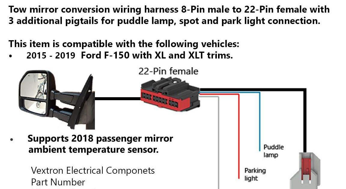 2002 Ford F 250 Tow Plug Wiring Diagram