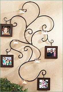 Wrought Iron Wall Decor Grille Designs Timeless Decorative Accent
