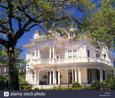The Wedding Cake House St Charles Avenue New Orleans