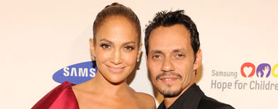 Jennifer Lopez and Marc Anthony on June 7, 2011 in New York City (Getty Images)