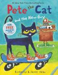 Book Cover Image. Title: Pete the Cat and the New Guy, Author: James Dean