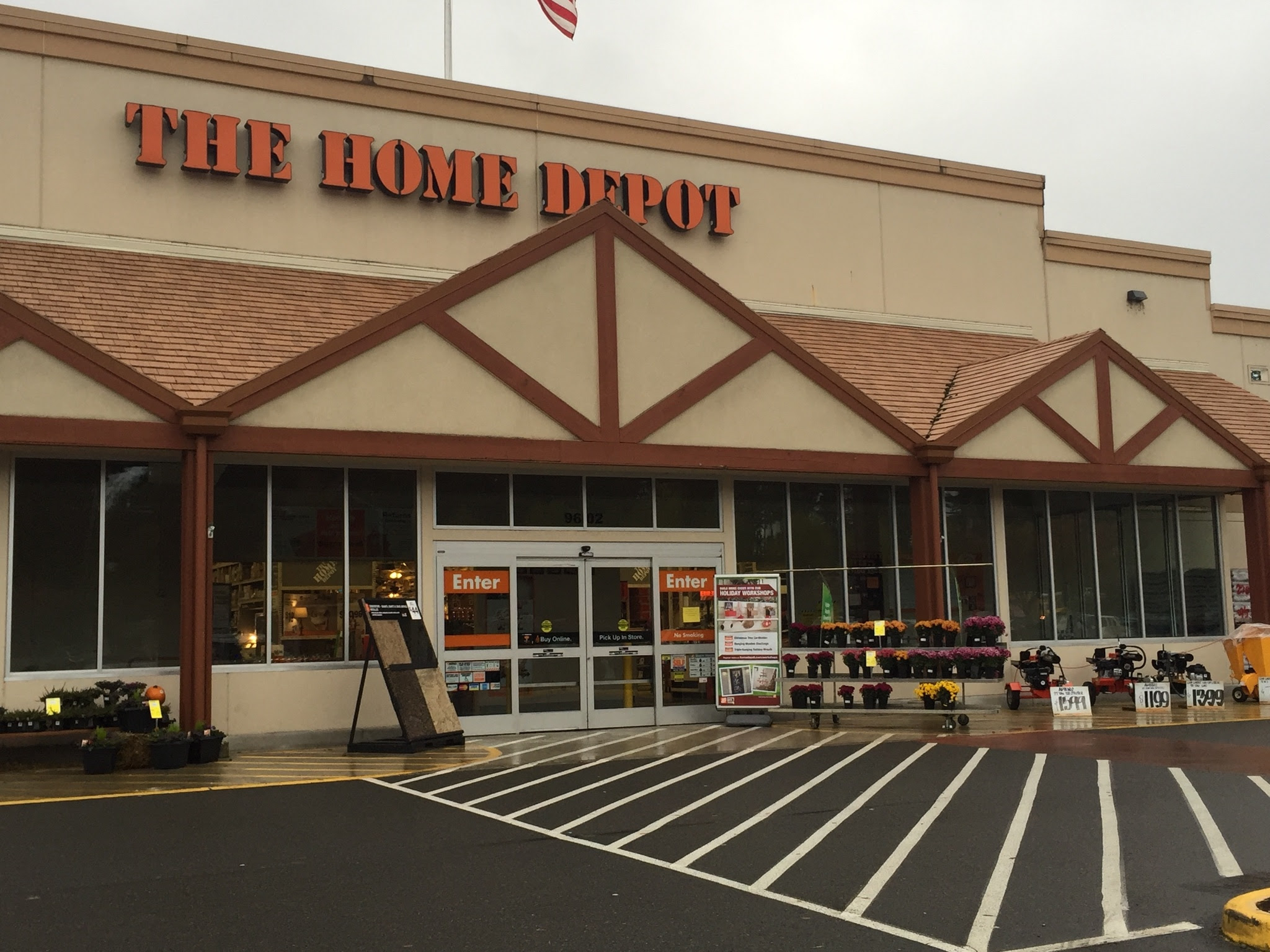 The Home Depot 9602 214th Ave East Bonney Lake WA Home Depot MapQuest