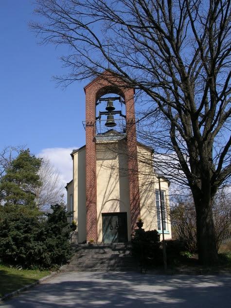 Hässelby Villastads kyrka