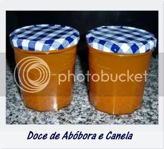 Doce de Abóbora e Canela1