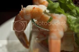 Shrimp with Cocktail Sauce