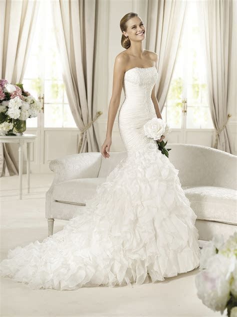 Pronovias Wedding Dresses   Style Davinia [Davinia