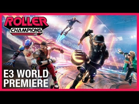 Free To Play Roller Champions Review | Gameplay