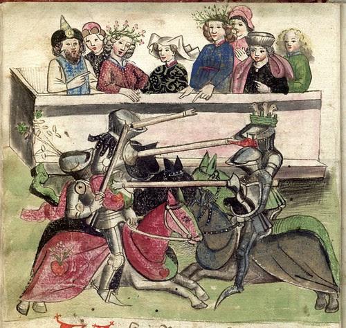 Melusine - von Ringoltingen, 1468