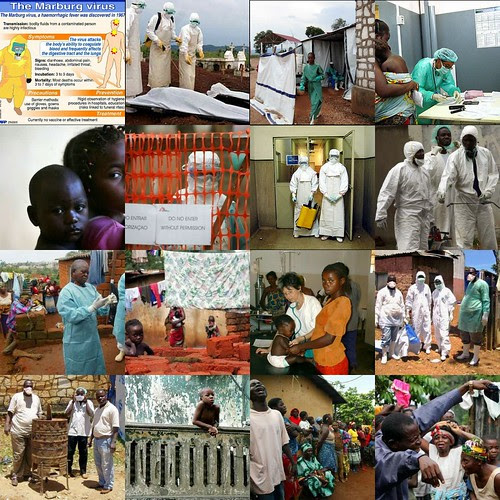 Angola Marburg Virus 2005